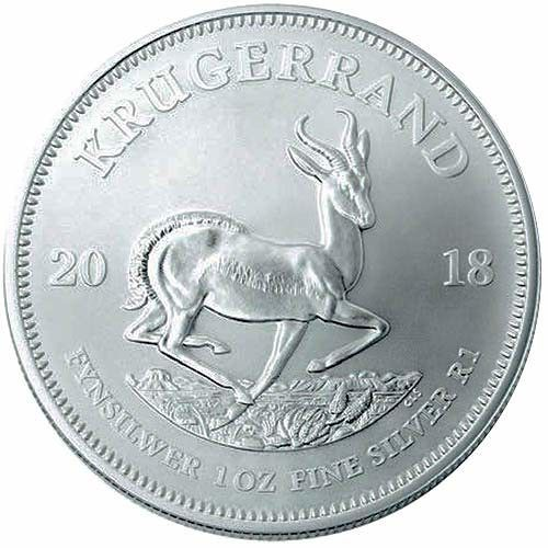 Lot Of 5 2020 South Africa Silver Krugerrand 1 Oz Silver 1 Rand Bu 18307 Ebay In 2020 Silver Krugerrand Coins Silver