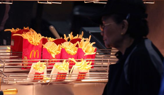 Poll: Which Topping Would You Choose For Your McDonald's French Fries?