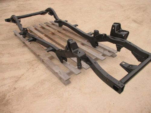 Jeep Tj 97 To 06 Frame Wrangler Chassis Coated Blasted