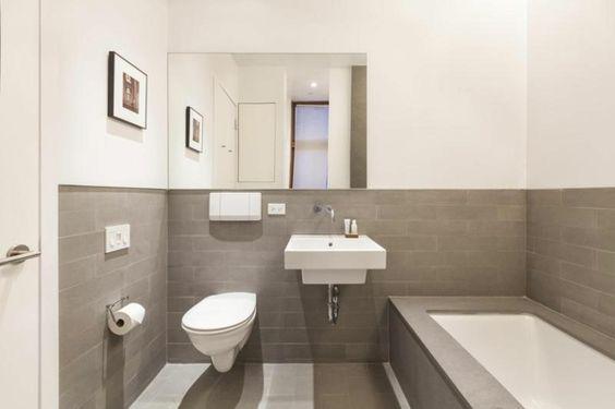 badezimmer fliesen wei grau innenarchitektur skizze | wohnzimmer, Wohnzimmer dekoo