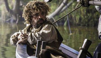 A slightly lacklustre outing from Game of Thrones this week, but still rather enjoyable.