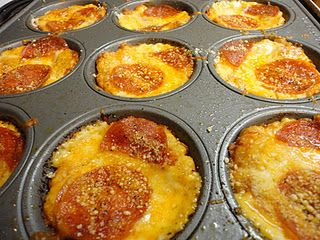 MUFFIN PAN PIZZA! Step by step on how to make this wonderful meal your family will love. I Promise!