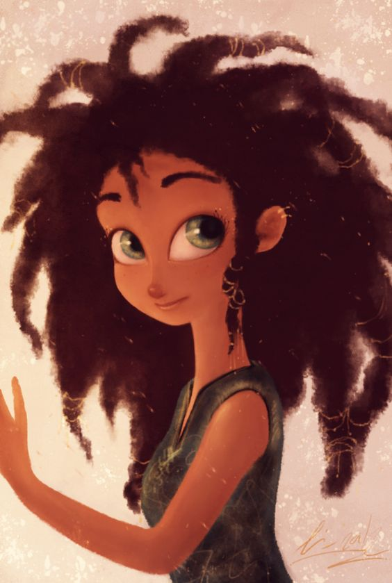 Cartoon Characters With Dreads : Pinterest the world s catalog of ideas