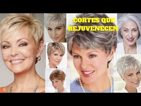 Cortes De Pelo Corto Mujer De 60 Anos 2021