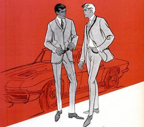 Cars, Pants and Retro vintage on Pinterest