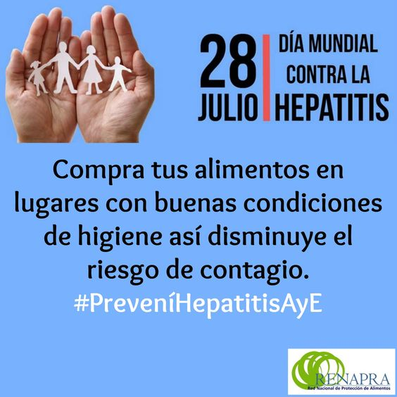 ‪#‎DiaMundialHepatitis‬