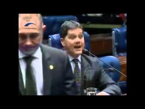 Folha Política: Lindberg Farias, do PT, tenta intimidar presidente do Senado e recebe resposta inesperada; veja vídeo