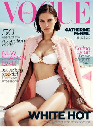 Catherine McNeil, November 2012. Photographer: Benny Horne. Subscribe here http://www.magsonline.com.au