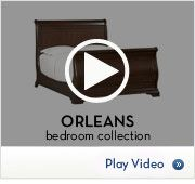 Havertys Orleans Queen Grand Sleigh Bed