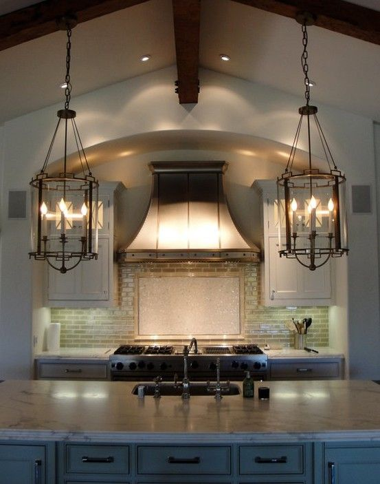 Kitchens Lighting And Kitchen Lighting On Pinterest