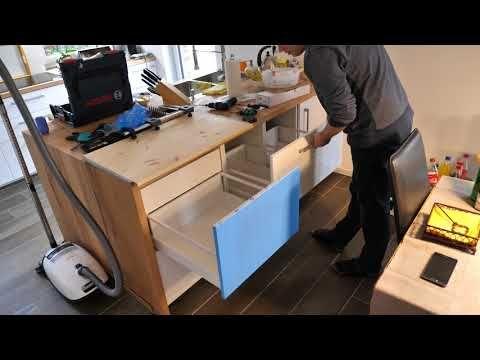 Ikea Kuche Maximera Schublade Ausbauen Einsetzen Bis 2017 Vs 2018