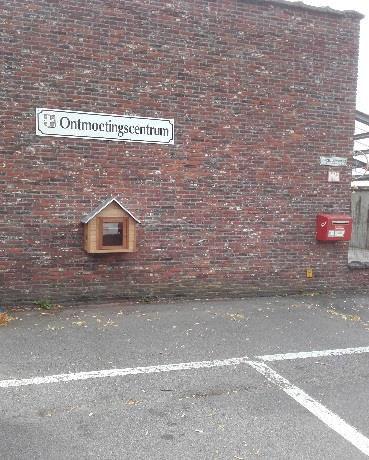 Boekenhuisje Kerkhove