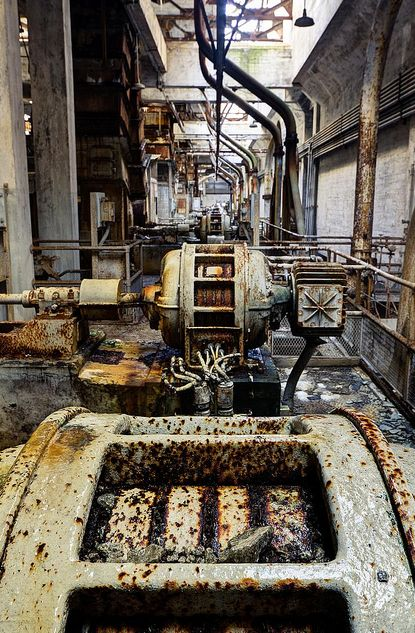 7 Most Incredible Abandoned Power Plants on Earth - Page 19 of 32 - Scribol.com