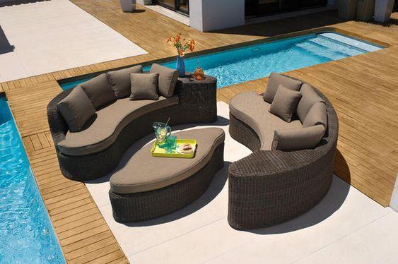 Carrefour salon bas modulable sumatra promo salon de Carrefour mobilier de jardin