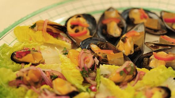 """Mussels three ways 