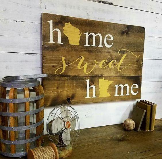 Home Sweet Home :: States