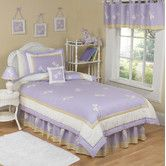 Found it at Wayfair - Purple Dragonfly Dreams Kid Twin Bedding Collection