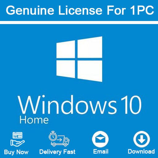 Software 40134 Windows 10 Home 32 64 Bit Key With Download Links Activation Genuine Buy It Now Only 10 2 On Ebay S Email Download Activities Windows 10