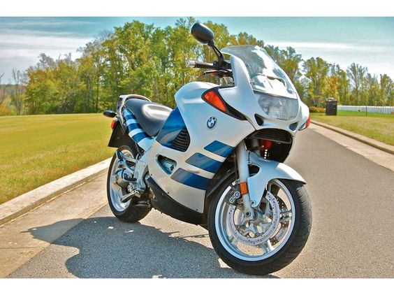 1999 BMW K1200RS For Sale  Panjo  Custom Painted K1200RSGTs