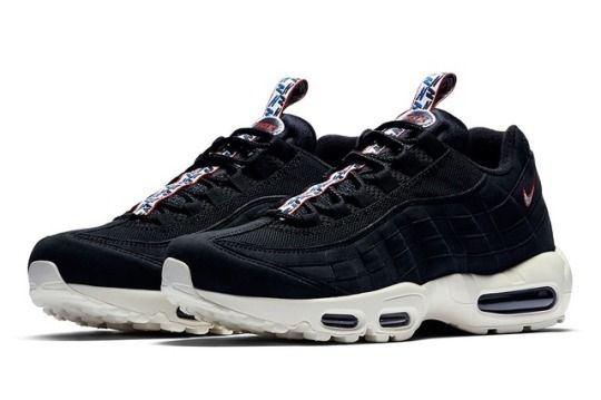 Cheap Outlet Nike Air Max 95 Blue White Trainers