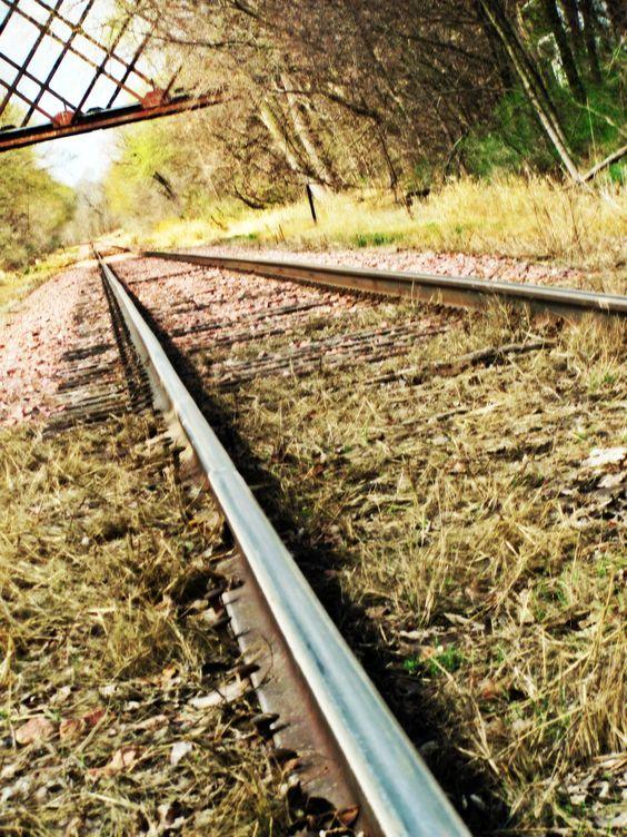 Algona, Iowa railroad