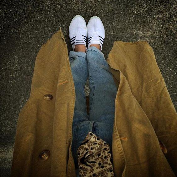 """@nakajimadaisuke's photo: """"ボトムスは、リーバイス701XXに、上履きシューズ。 #古着"""""""