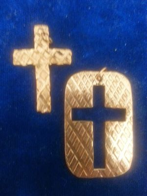 Covenant Prayer Partner Cross