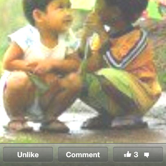 Friendship is sharing ur umbrella