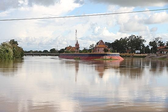Pursat, Cambodia Ship island! Loved this place! @Angela Gray Wood
