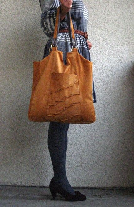 The Enid Carryall by automaticsweetheart on Etsy