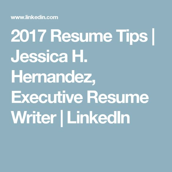 What Your Resume Should Look Like in 2017 Free resume, Resume - resume format guide