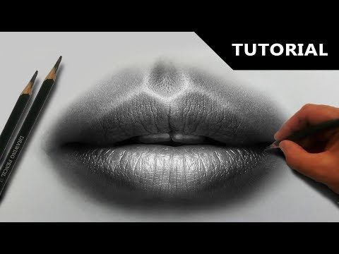 23 Draw Hyperrealistic Lips Step By Step Easiest Method Youtube Hyperrealistic Drawing Lips Drawing Lips
