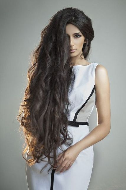 Long hair | ♧°• ♧LOVELY LONG HAIR GORGEOUS♧ •°♧ | Pinterest | Sexy, Long hair and Hair