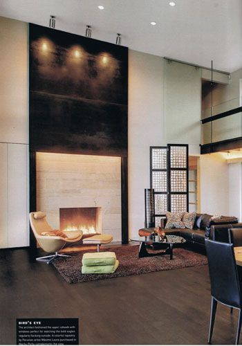 Plaster Venetian and Fireplaces on Pinterest