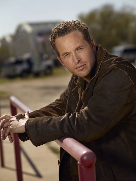 Cole Hauser. Love this pic.