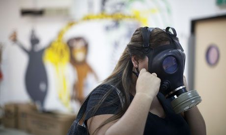 Gas masks are distributed in Tel Aviv;  Israeli speculation over Iran strike reaches fever pitch