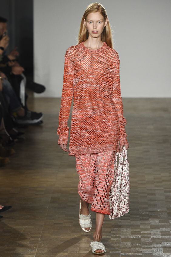 Pringle of Scotland Spring 2016 Ready-to-Wear Collection Photos - Vogue