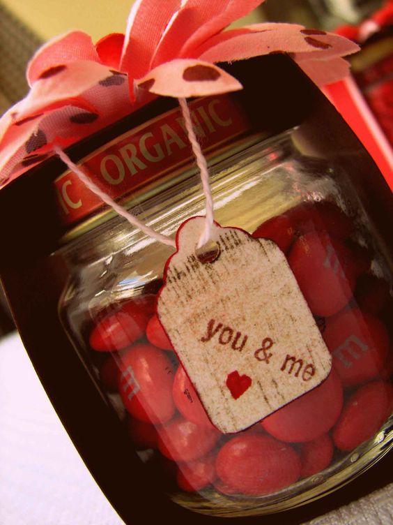 baby jar Valentines