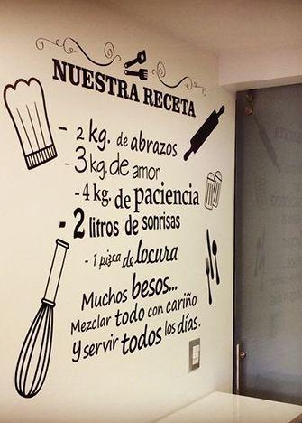 Ideas Para Decorar Las Paredes De Tu Cocina Decoracion De Paredes De Cocina En 2020 Paredes De Cocina Decoracion De Pared Decoracion Cocinas Paredes