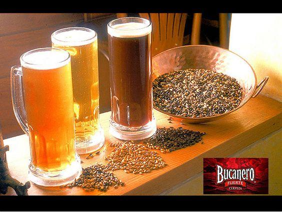 CERVEZA BUCANERO ¿Cómo se hace una cerveza de manera artesanal? El proceso es similar al de la producción de la manera industrial, sólo que de manera un poco más rústica por el tipo de equipos y procesos que se utilizan. https://www.youtube.com/watch?v=DRaIkbzWg5I www.cervezasdecuba.com