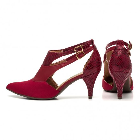 Sapato Salto Alto | Piccadilly