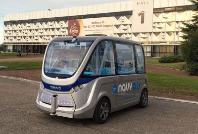 Intelligent Transportation and Automotive Simulation discussion at Intelligent Transport Systems (ITS) World Congress