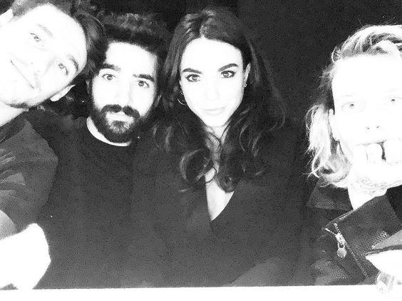 #ChiaraBiasi Chiara Biasi:  #lafamilia