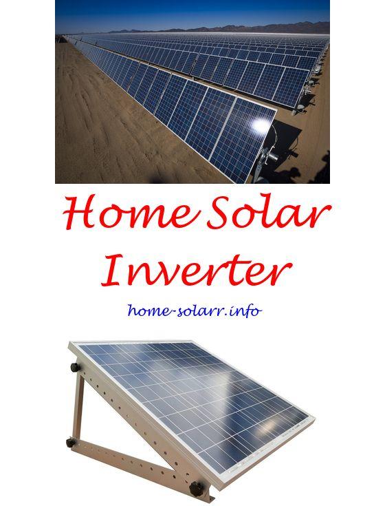 Complete Solar Power System Solar Panels Solar