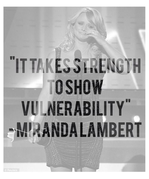 Vulnerability is hard to share.......but it's so worth it in the end. Being hard is no fair to either of you.