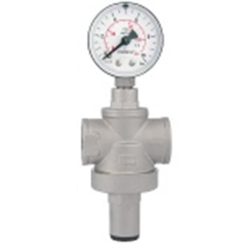 Pressure Reducing Valve Plumbing Equipment Pressure Regulator Manometer