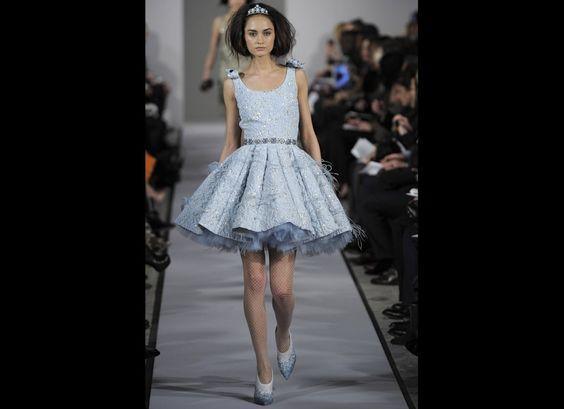 Oscar De La Renta, prettttyyyyy dress