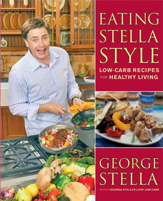 Professional chef George Stella serves up a feast of inspiration and 125 delicious recipes to kick-start any weight-loss plan! George Stella lost more than 250 pounds on a low-carb eating plan and has