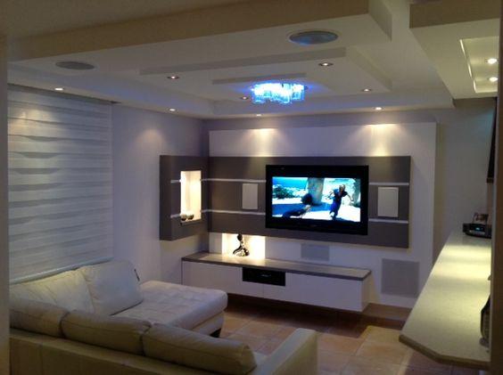 Muebles Para Baño Puerto Rico:Unidades de tv, Cine en casa and Puerto rico on Pinterest