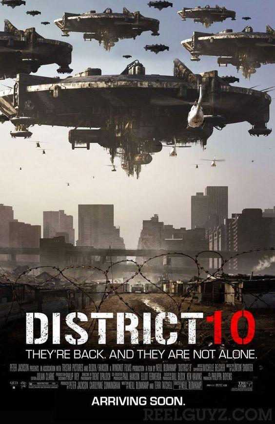 District 10 Trailer